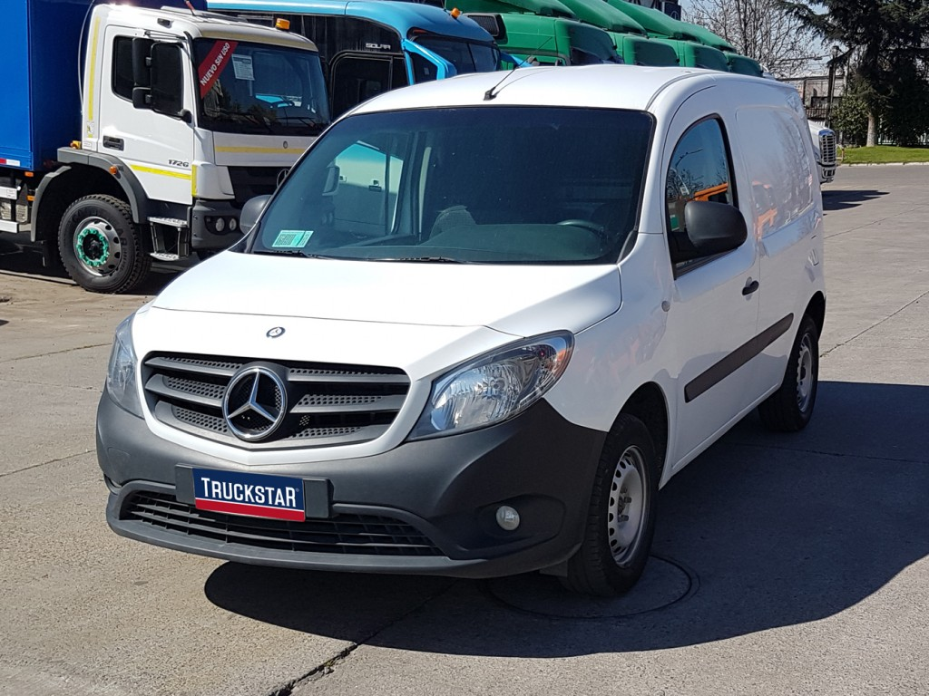 MERCEDES-BENZ CITAN , 2017